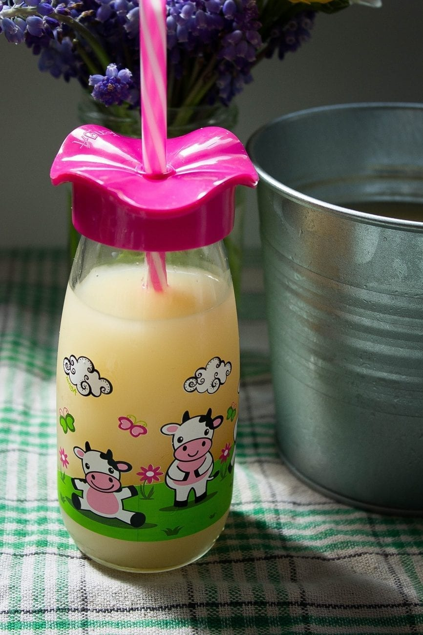Mleko jaglane… czy kasza ma wymiona?