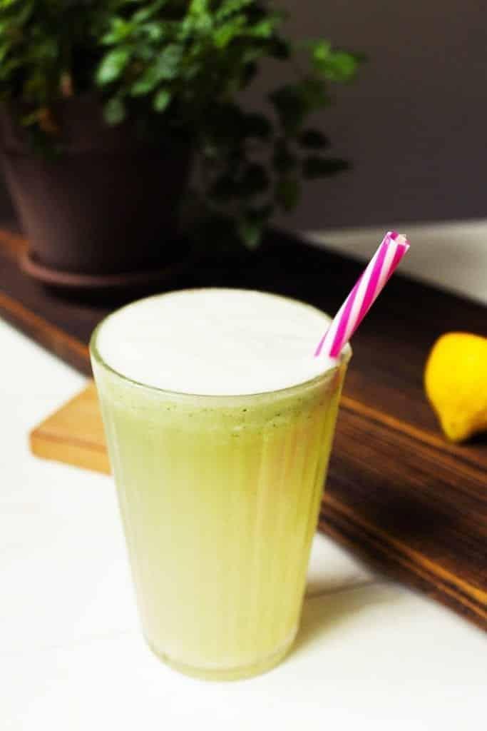 Lemoniada – przepis podstawowy