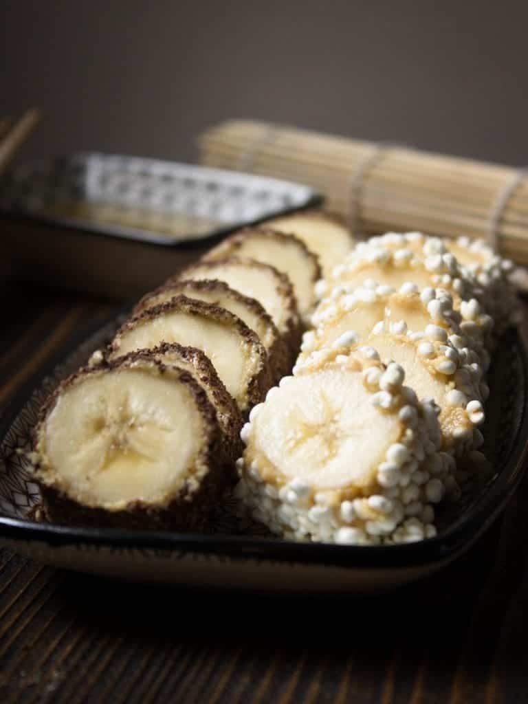 Sushi z banana