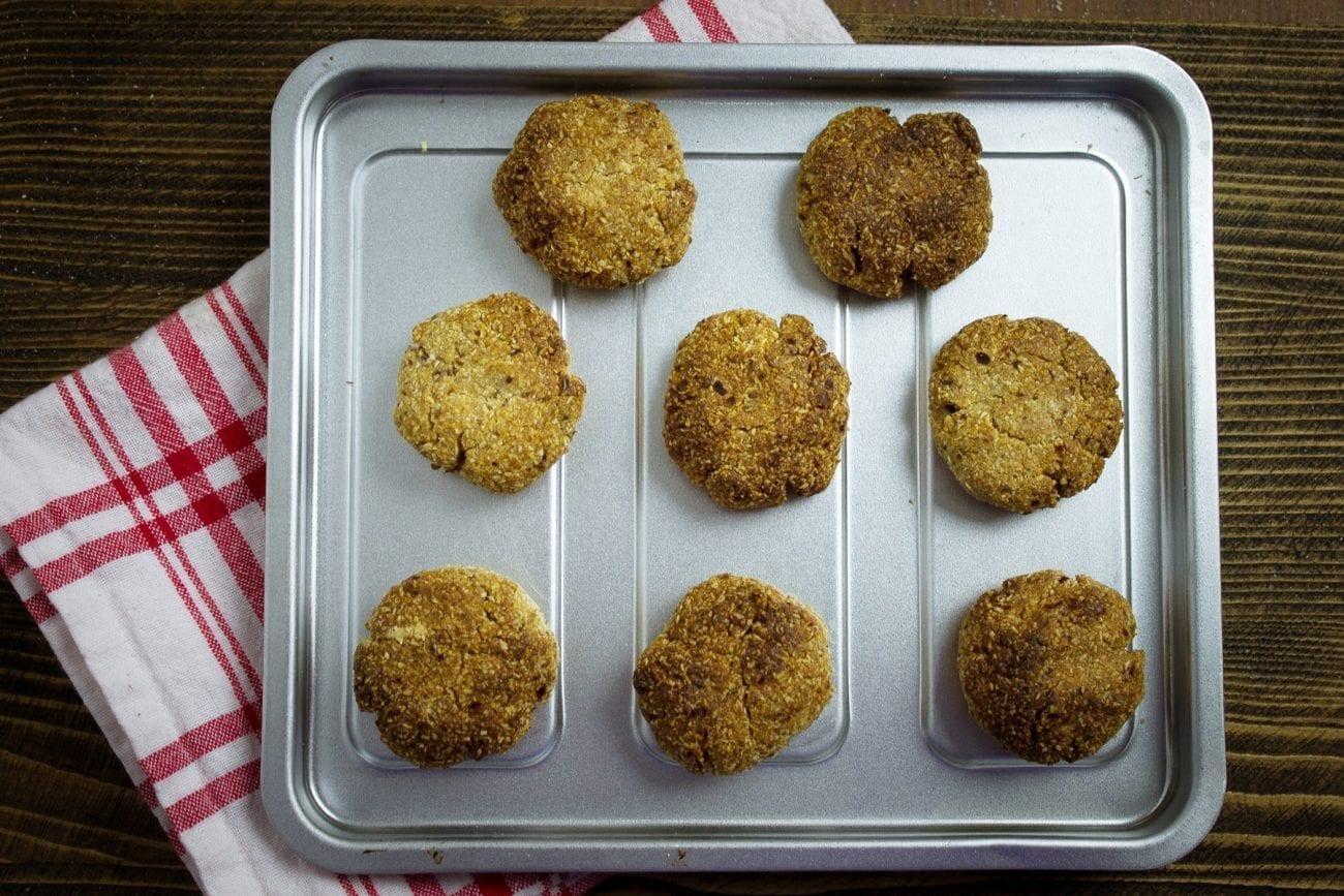 3 składnikowe ciasteczka tahini