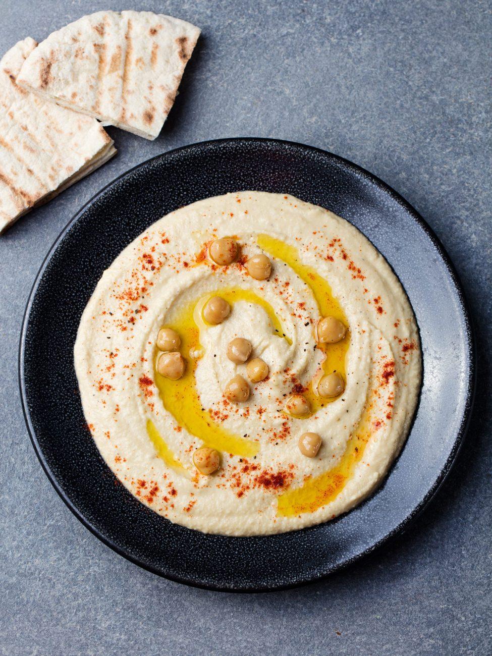Hummus przepis – Jak zrobić hummus?