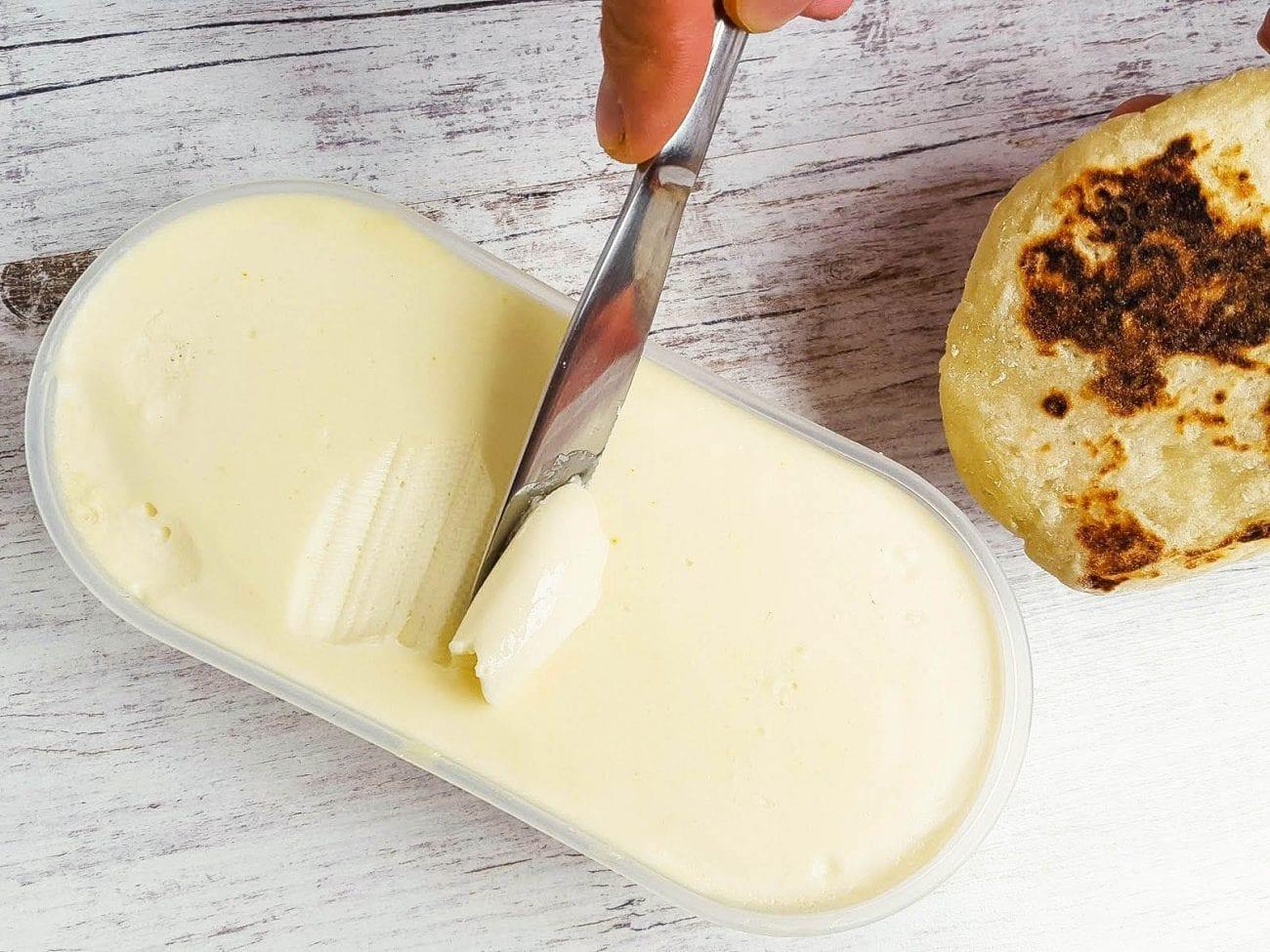Masło roślinne, czyli wegańska alternatywa dla masła
