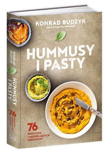 Hummusy i pasty - przepisy na hummusy