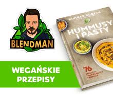Blendman.pl - wegańskie przepisy