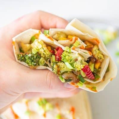 Przepis na naleśniki z brokułami