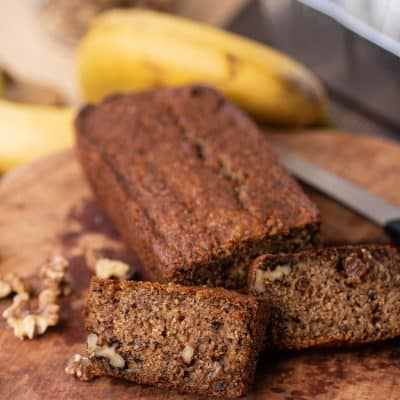 Prosty przepis na chlebek bananowy