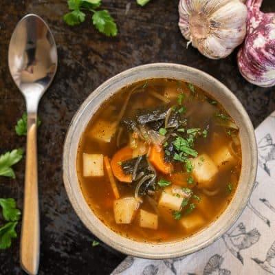 Zupa bezrybna