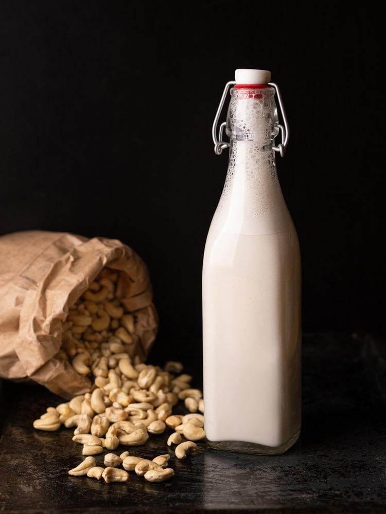 Mleko z nerkowców
