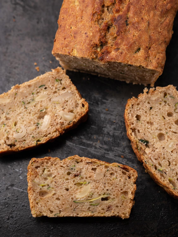 Przepis na ciasto z cukinią, czyli chlebek z cukinii