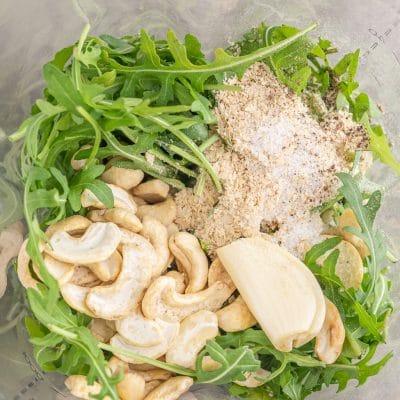 Przepis na Pesto z rukoli